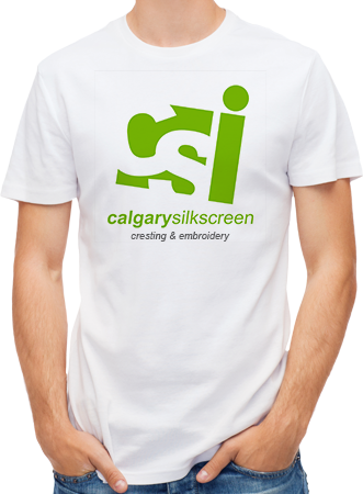 calgary silk screen t shirts custom printing free