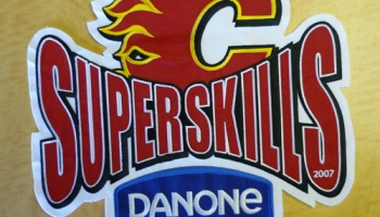 Calgary Silk Screen - Cresting